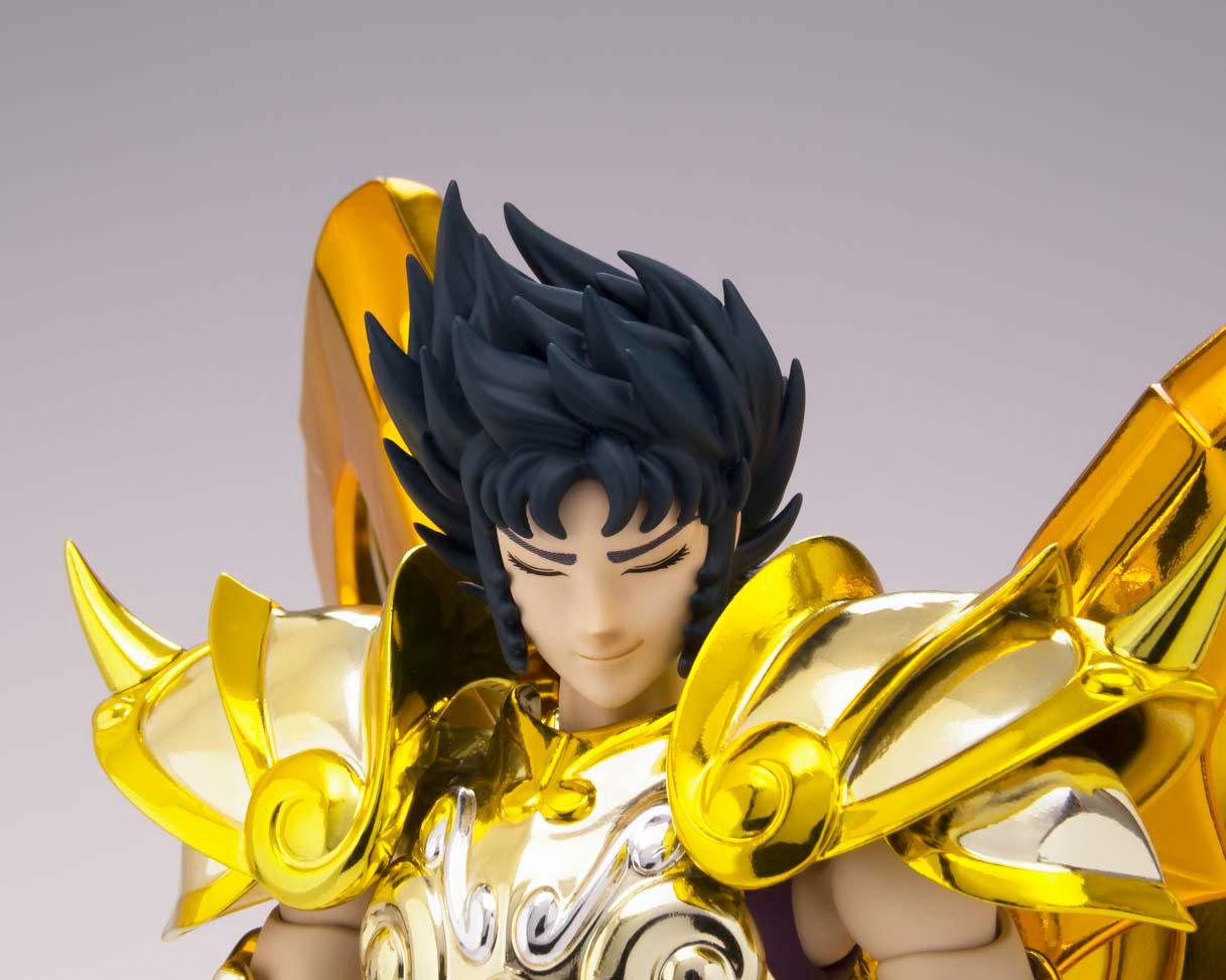 Saint Seiya Soul of Gold SCME Action Fig. Capricorn Shura God Cloth 18 cm