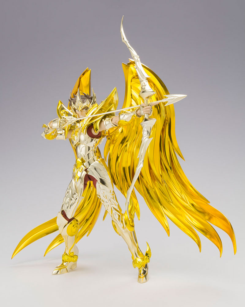 Saint Seiya Soul of Gold SCME Action Figure Sagittarius Aiolos (God Cloth)