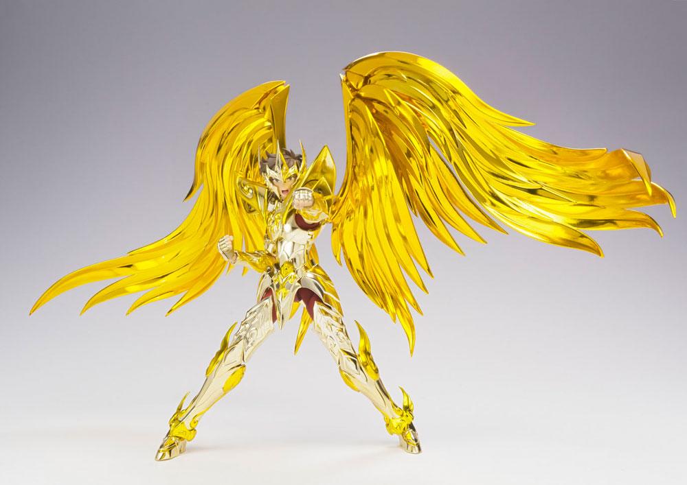 Saint Seiya Soul of Gold SCME Action Figure Sagittarius Aiolos (God Cloth)