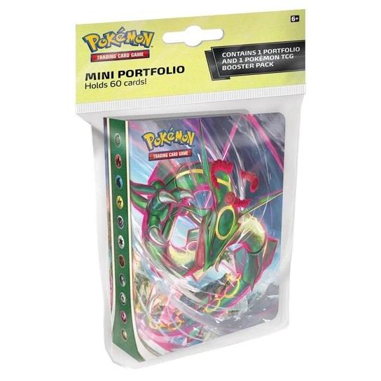 Pokémon-Sword & Shield Evolving Skies Mini Portfolio with Booster (English)