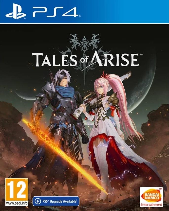 Tales of Arise PS4 (Novo)