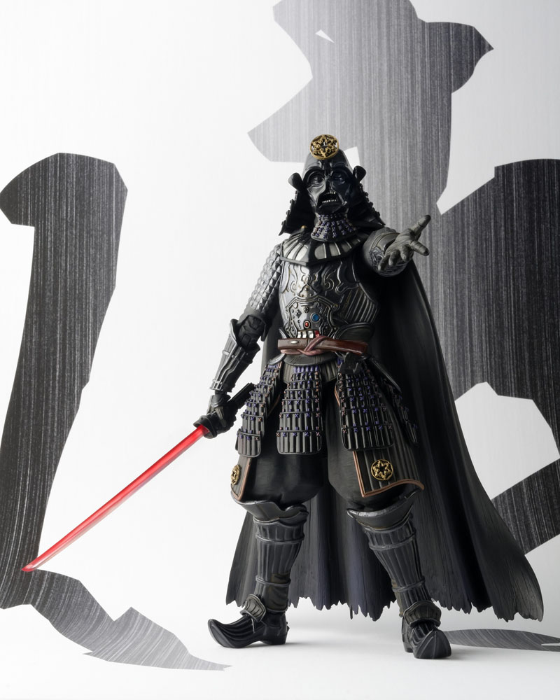 Star Wars MMR Action Figure Samurai General Darth Vader 18 cm