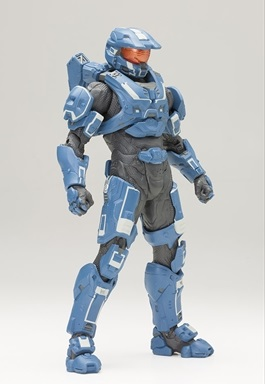 Halo Armadura Mark VI para Master Chief ARTFX+