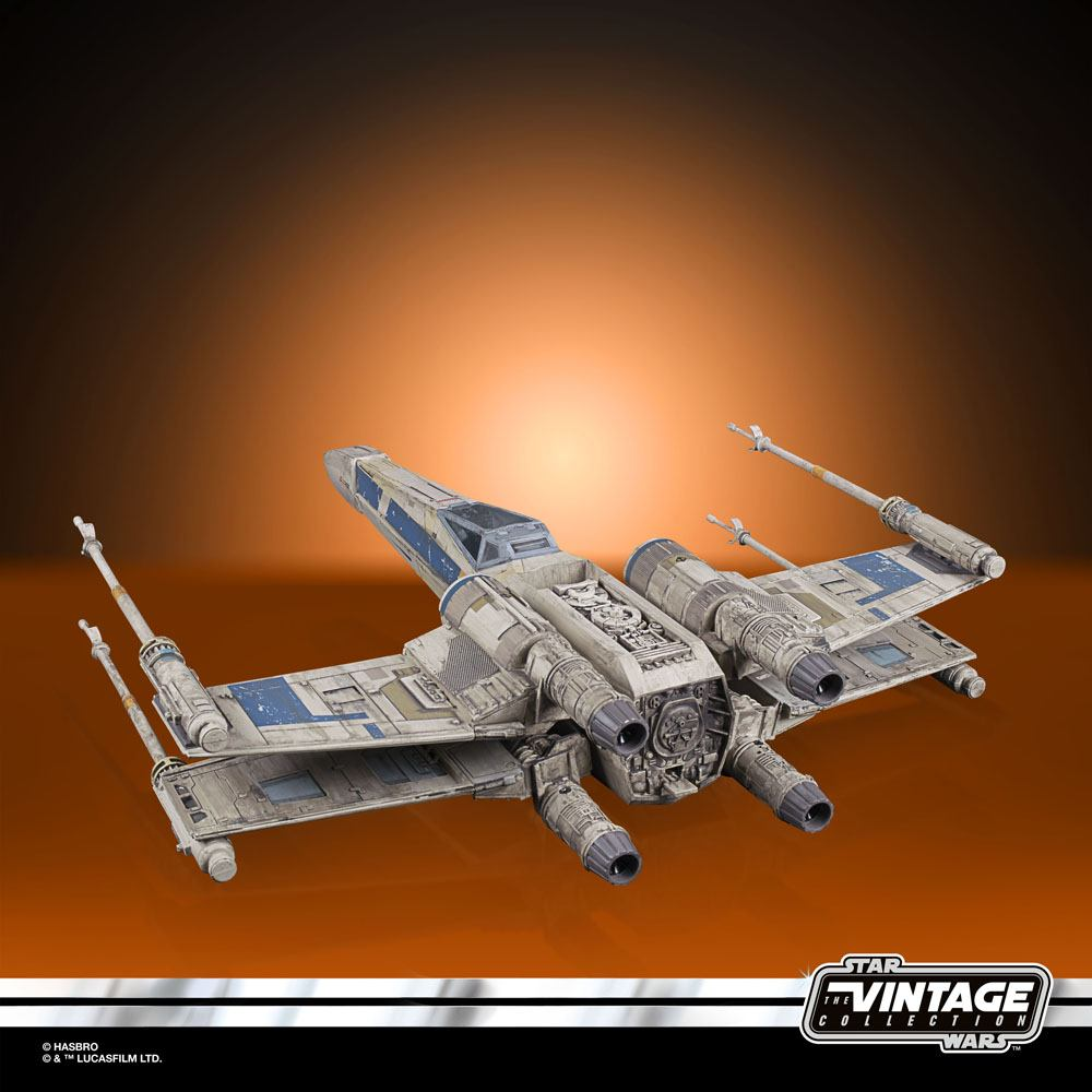 Star Wars Rogue One The Vintage Collection Antoc Merricks X-Wing Fighter