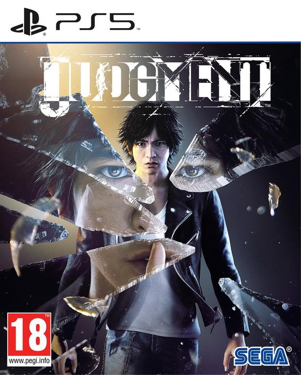 Judgment PS5 (Novo)