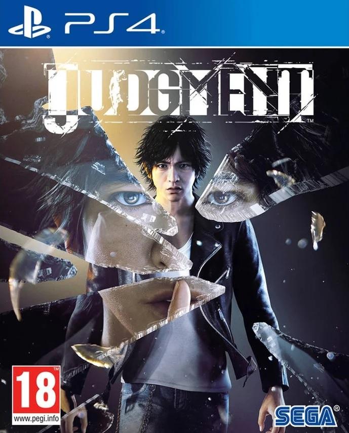 Judgment PS4 (Novo)