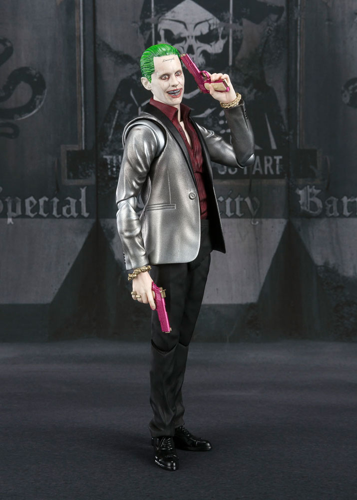 Suicide Squad S.H. Figuarts Action Figure The Joker 15 cm