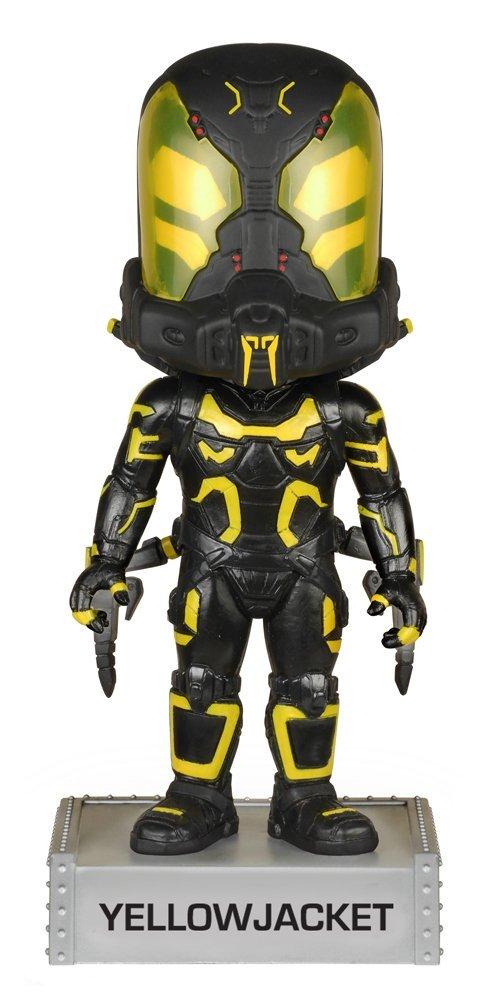 Ant-Man Wacky Wobbler Bobble-Head Yellowjacket 18 cm