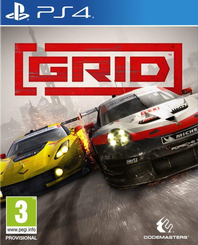 GRID PS4 (Novo)