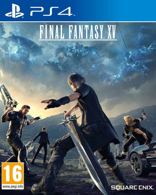 Final Fantasy XV Day One Edition PS4 (Novo)