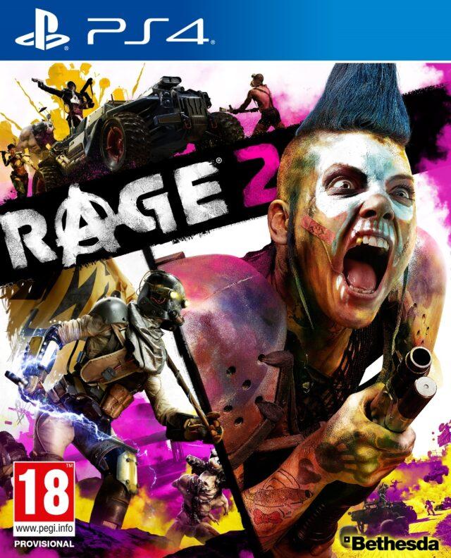Rage 2 PS4 (Novo)