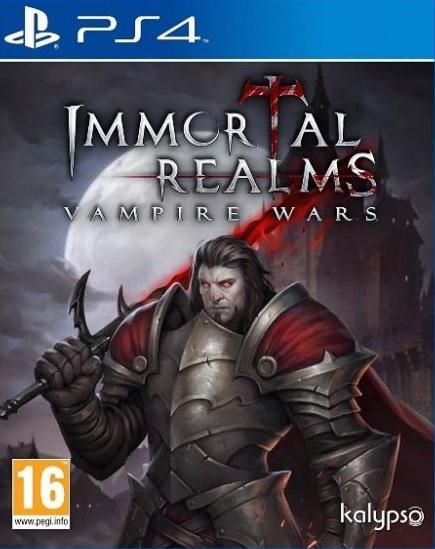 Immortal Realms: Vampire Wars PS4 (Novo)