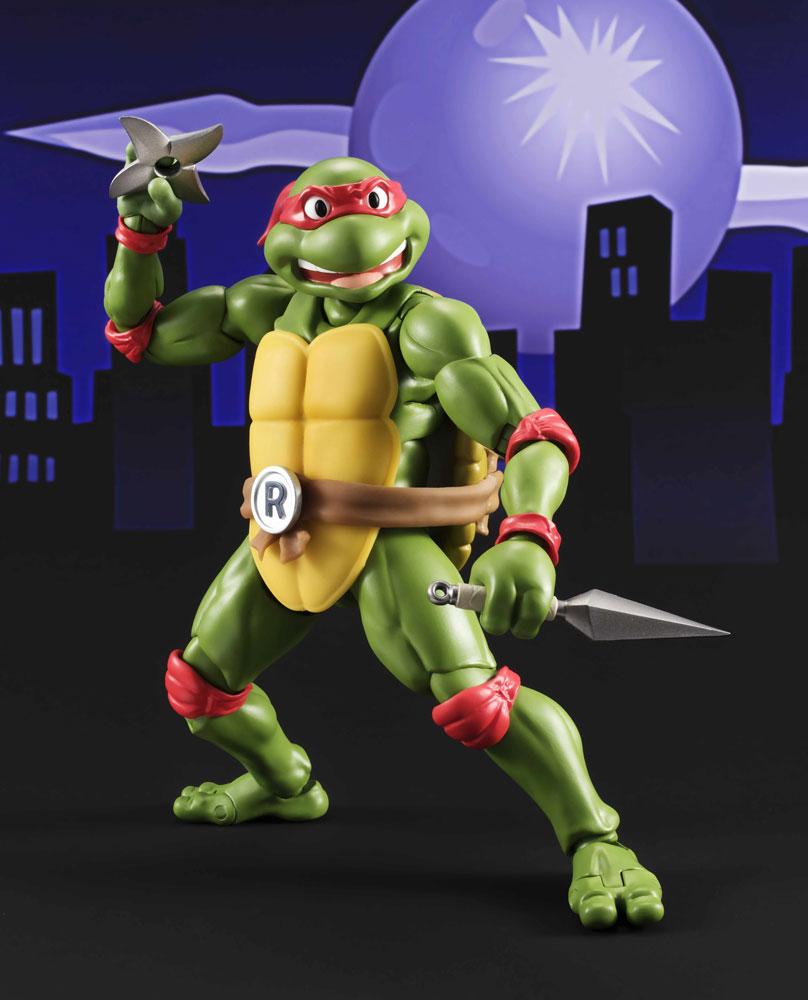 Teenage Mutant Ninja Turtles S.H. Figuarts Action Figure Raphael Tamashii