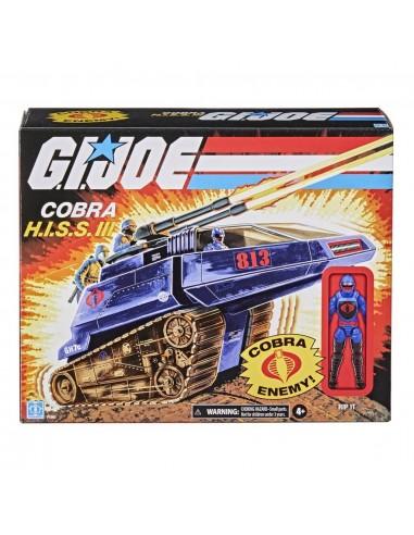 G.I. Joe Retro Collection Cobra H.I.S.S. III