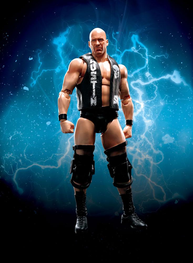 WWE S.H. Figuarts Action Figure Stone Cold Steve Austin 16 cm
