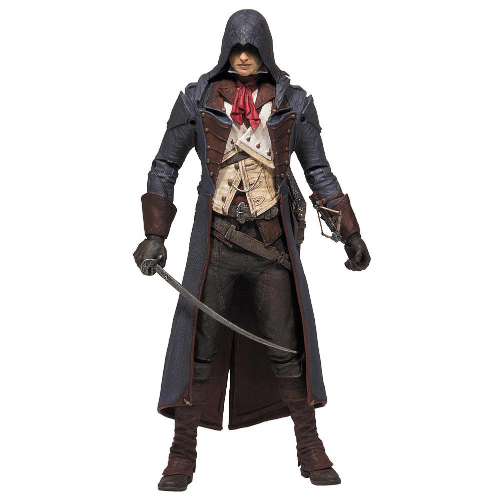 Action Figure Assassin's Creed - Arno Dorian 15 cm
