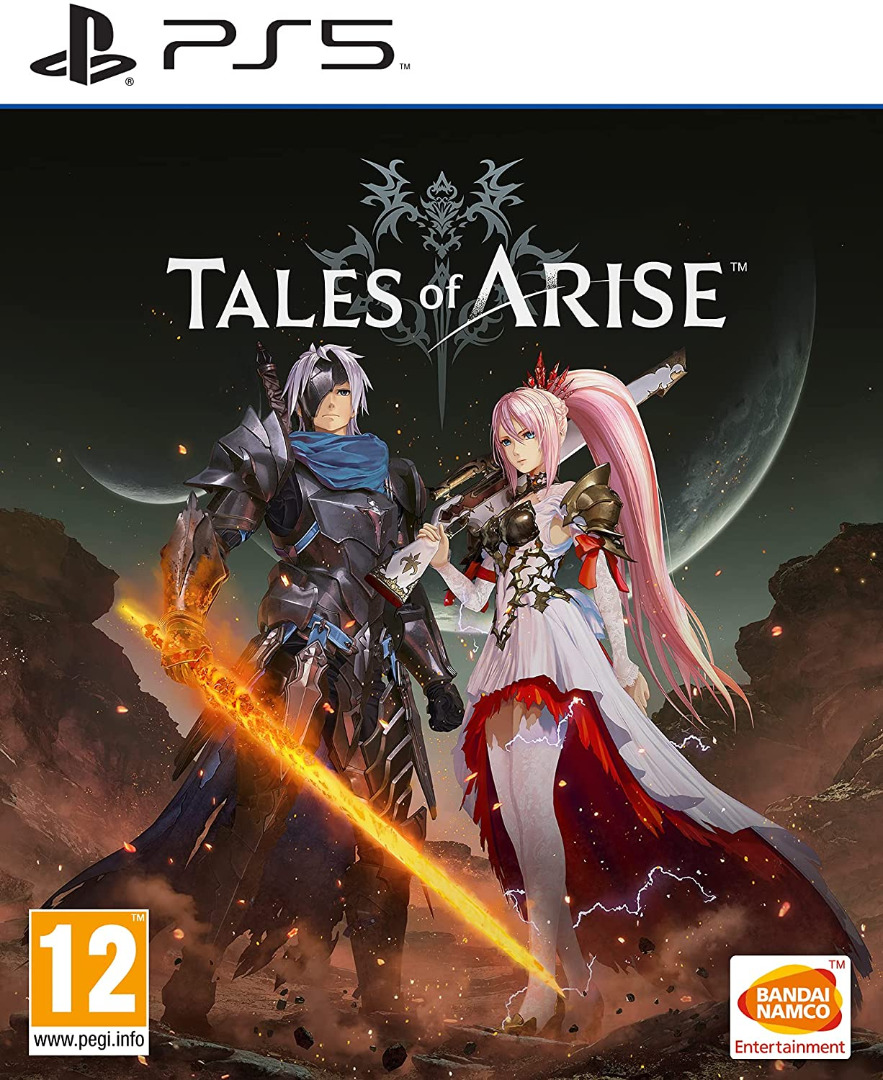 Tales of Arise PS5 (Novo)