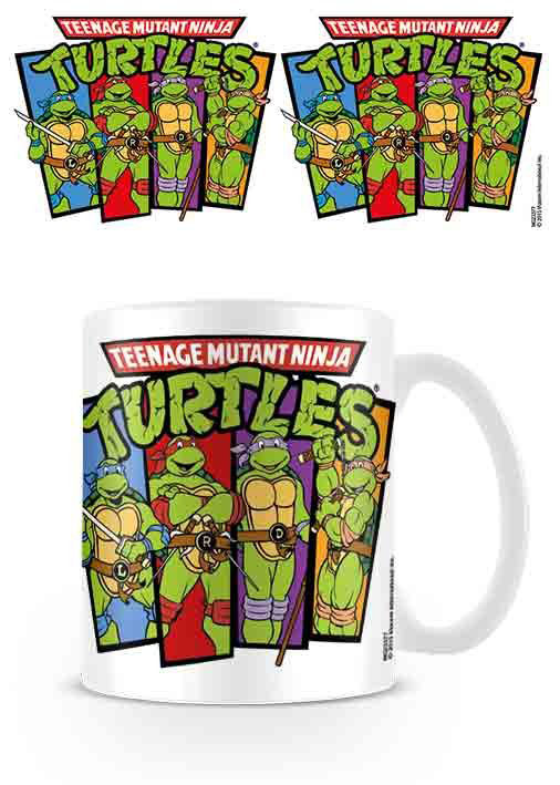 Caneca Teenage Mutant Ninja Turtles Group