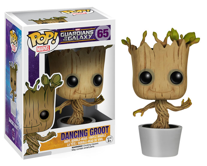 Pop! Marvel: Guardians Of The Galaxy - Dancing Groot 10 cm