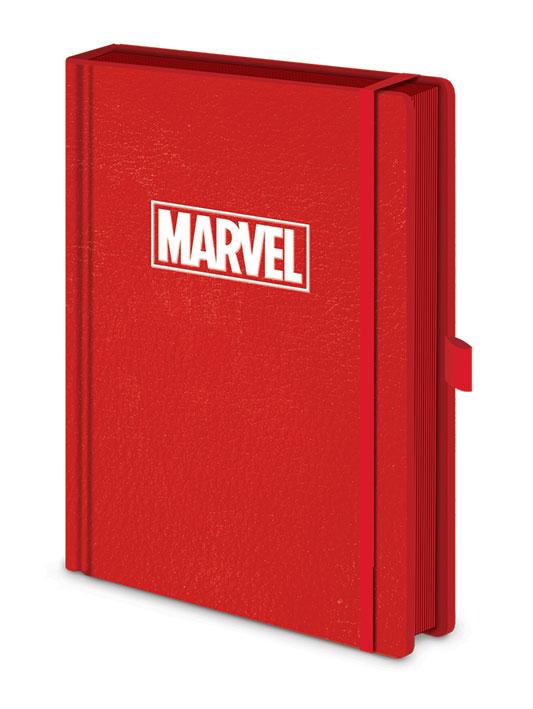 Marvel Comics Premium Notebook A5 Logo