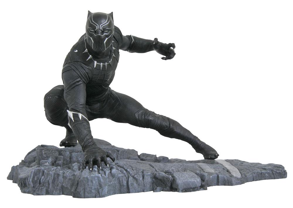Marvel Gallery PVC Statue Black Panther (Captain America Civil War) 15 cm