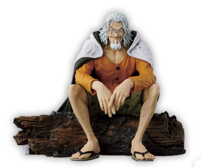 One Piece Creator X Creator Figure Silvers Rayleigh 14 cm