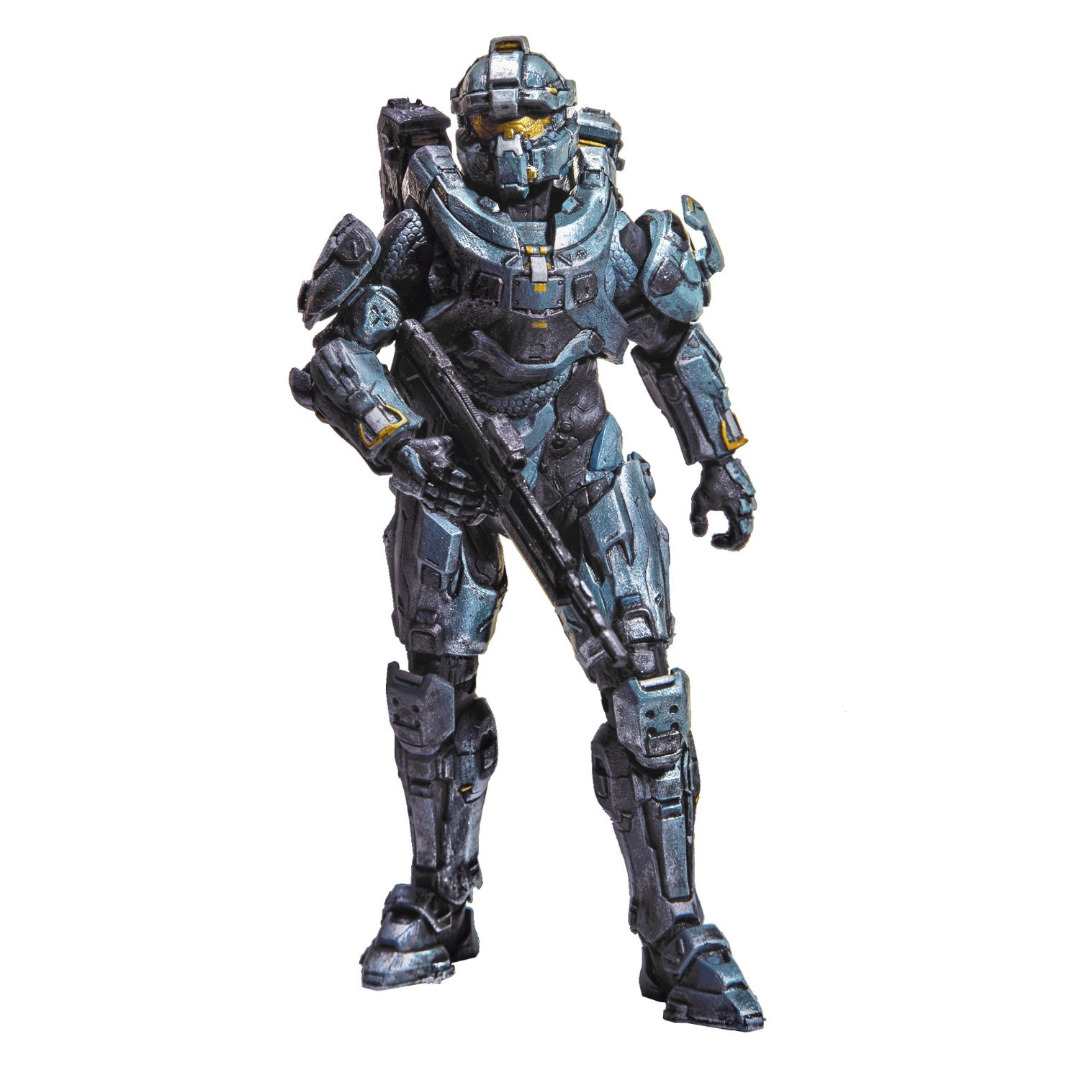 HALO 5 : GUARDIANS - SERIES 1 SPARTAN FRED ACTION FIGURE