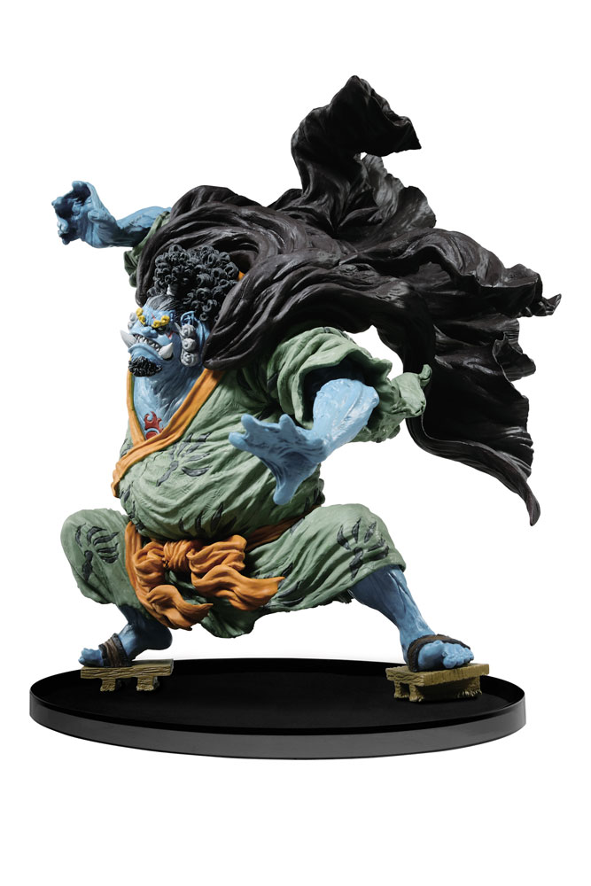 One Piece SCultures Figure Big Zoukeio 6 Jinbe 11 cm