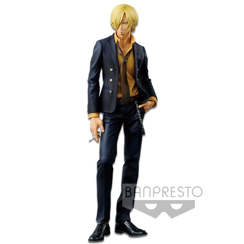 One Piece Super Master Stars Piece Figure Sanji 30 cm