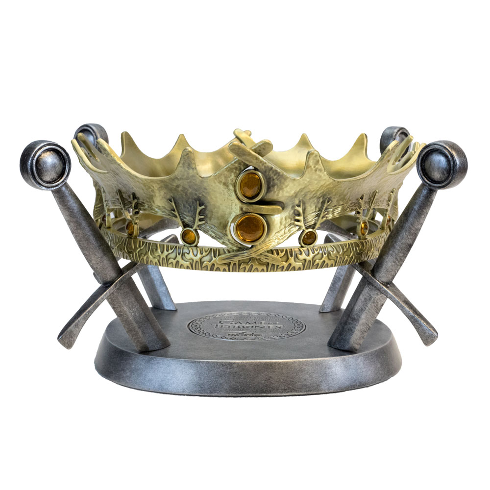 Game of Thrones 1/1 Prop Replica The Royal Crown of King Robert Baratheon