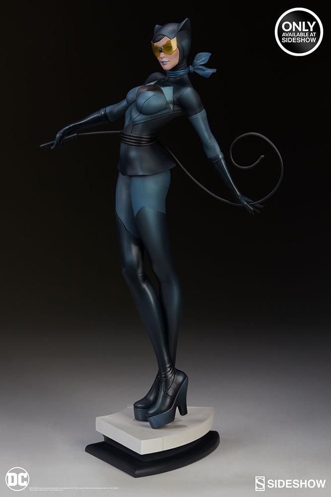 DC Comics Statue Catwoman (Stanley Artgerm Lau) Sideshow Exclusive 44 cm