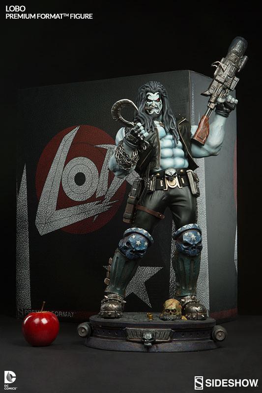 DC Comics Statue Premium Lobo 72 cm