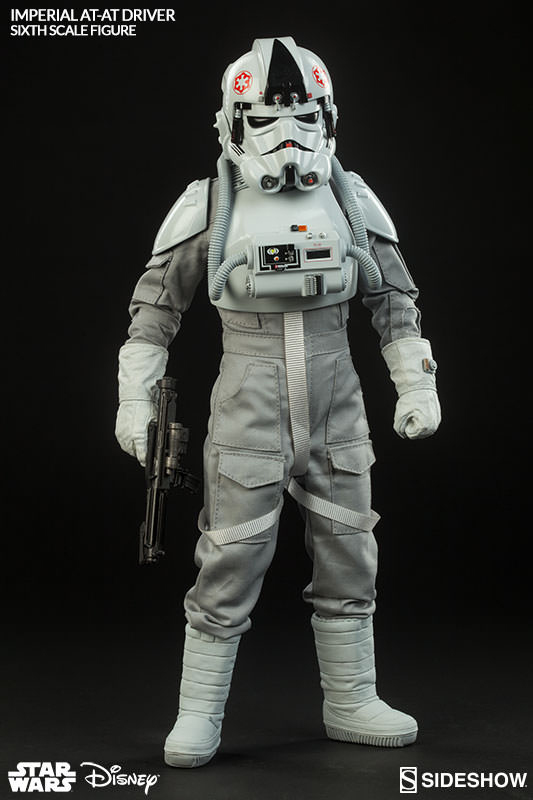 Star Wars Action Figure 1/6 Imperial AT-AT Driver 30 cm