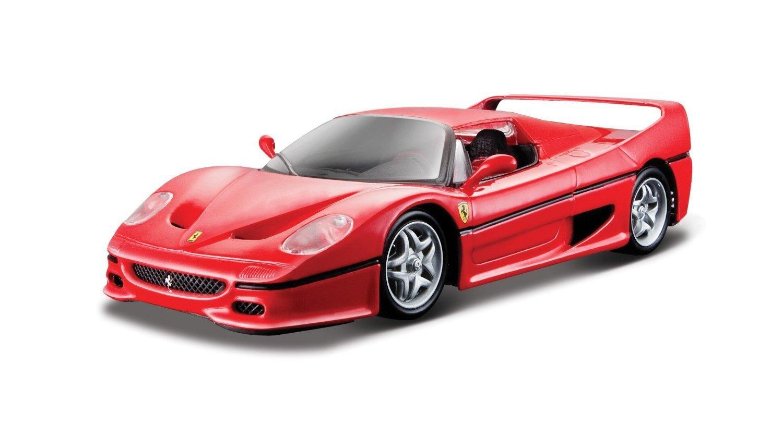 Ferrari F50 scale 1:24 (Red/Vermelho) 25 cm