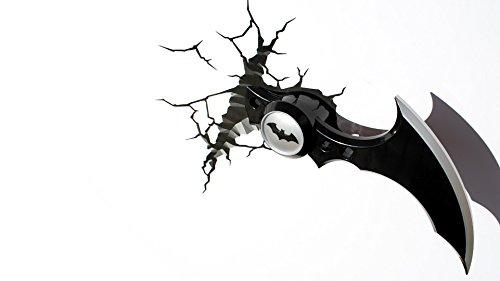 DC Comics: Batarang 3D Light