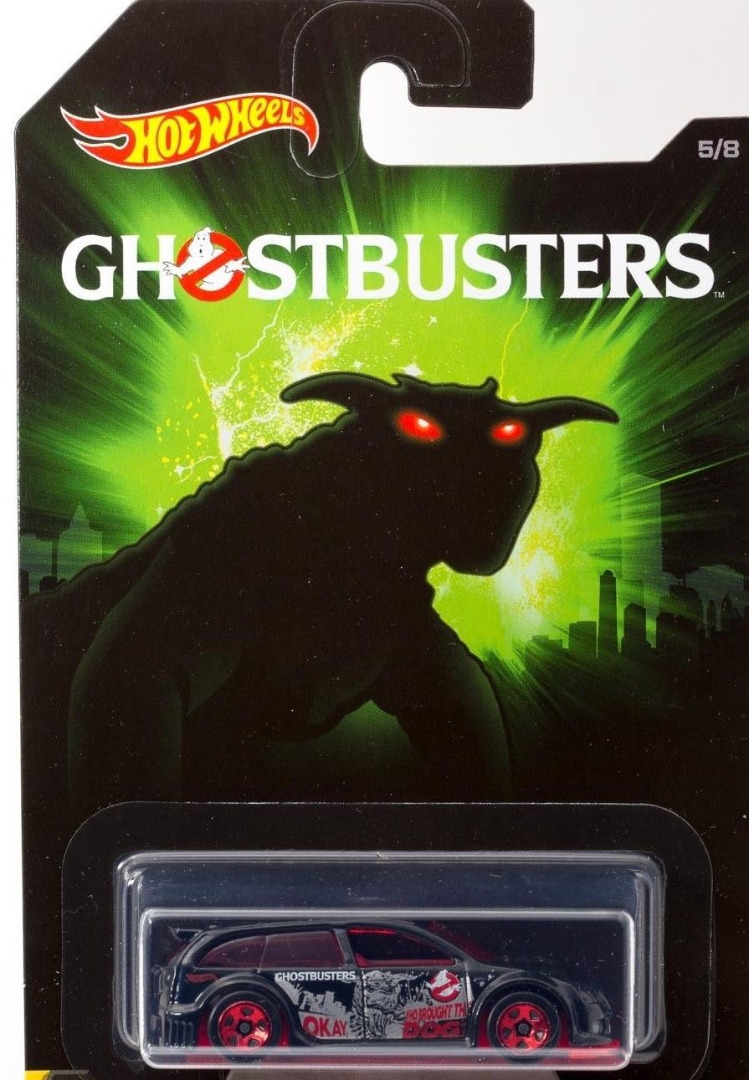 Hot Wheels Ghostbusters - Audacious Scale 1:64