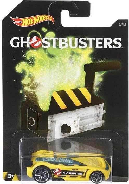 Hot Wheels Ghostbusters - Battle Spec Scale 1:64