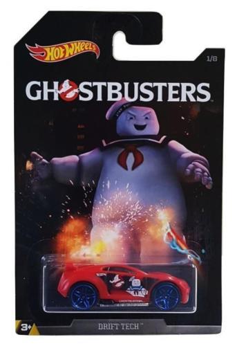 Hot Wheels Ghostbusters - Drift Tech Scale 1:64
