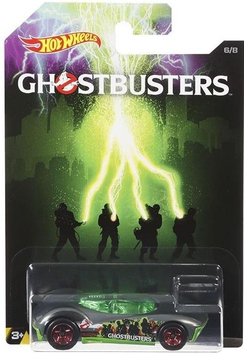 Hot Wheels Ghostbusters - Phantasm Scale 1:64