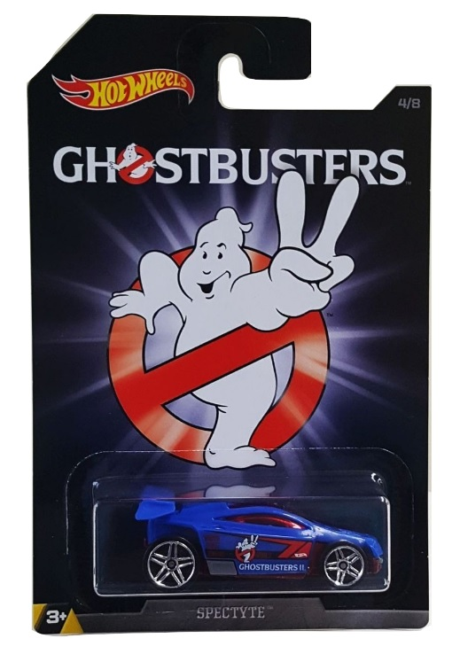 Hot Wheels Ghostbusters - Spectyte Scale 1:64