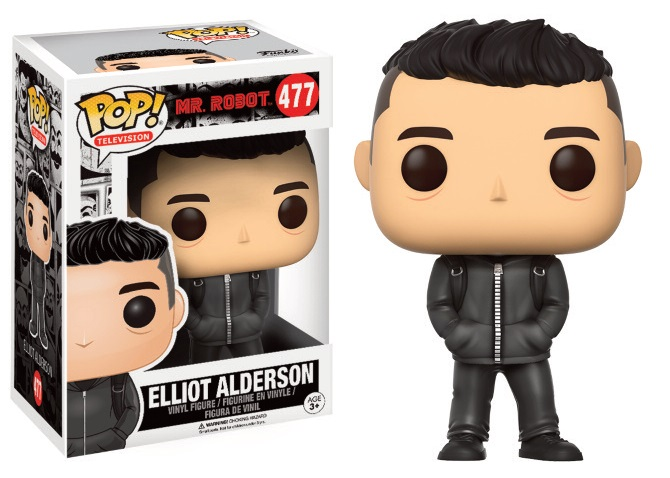 Pop! TV: Mr. Robot - Elliot Alderson 10 cm