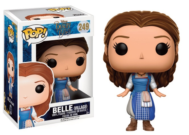Pop! Disney: Beauty & The Beast - Belle Village Outfit Limited Edition