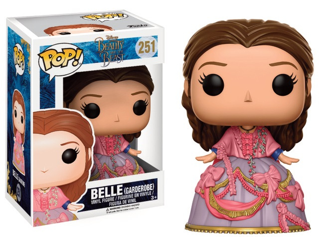 Pop! Disney: Beauty & The Beast - Belle Garderobe Outfit Limited Edition