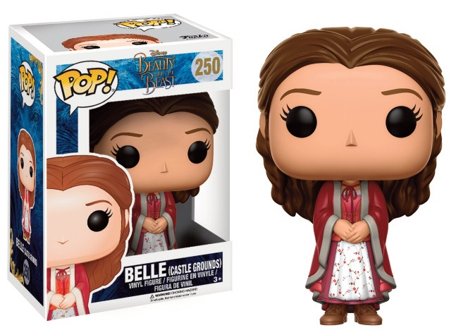 Pop! Disney: Beauty & The Beast - Belle Castle Grounds Outfit Limited Edit