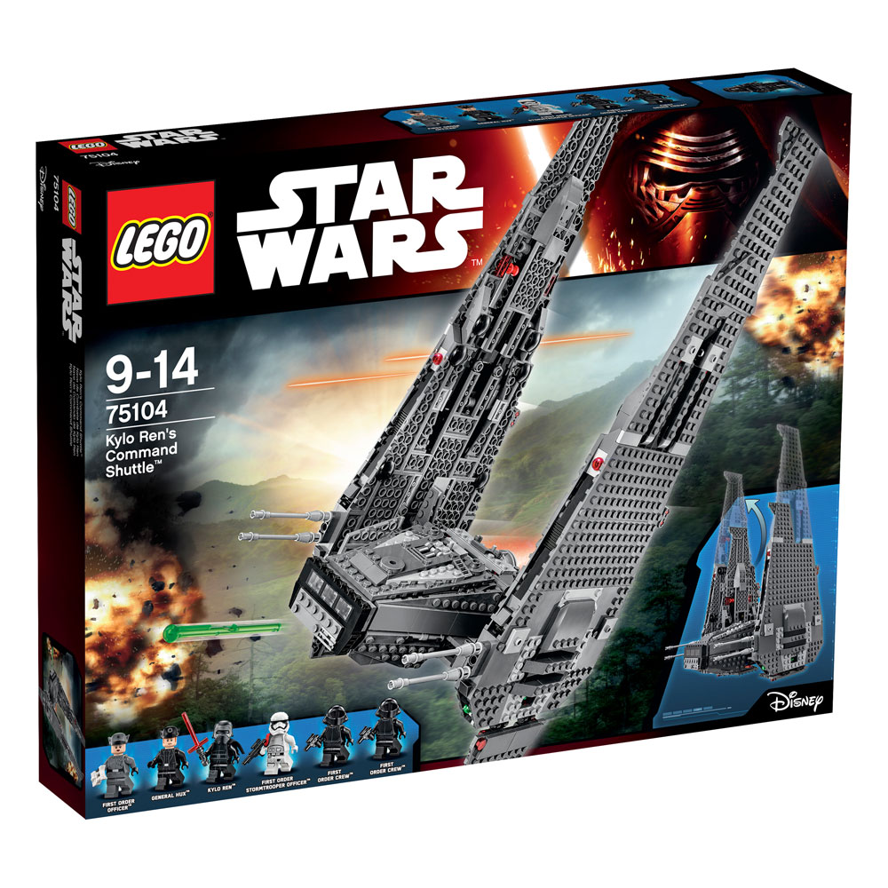 LEGO® Star Wars™ Episode VII Kylo Ren's Command Shuttle™
