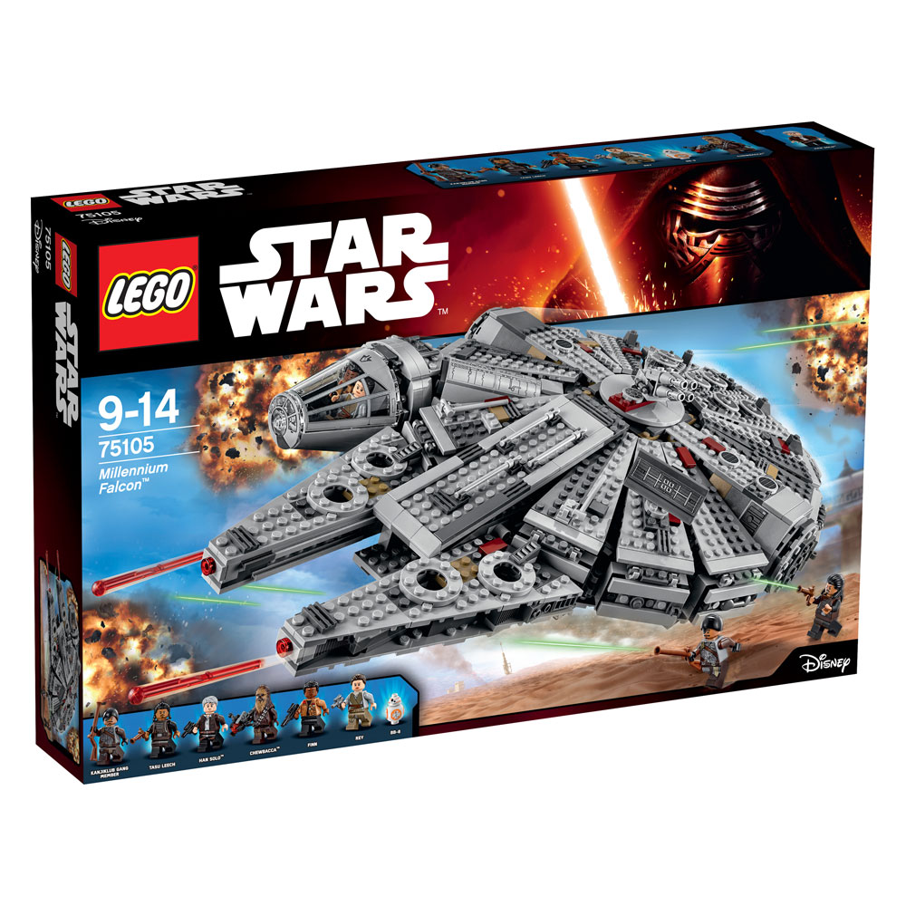 LEGO® Star Wars™ Episode VII Millennium Falcon™