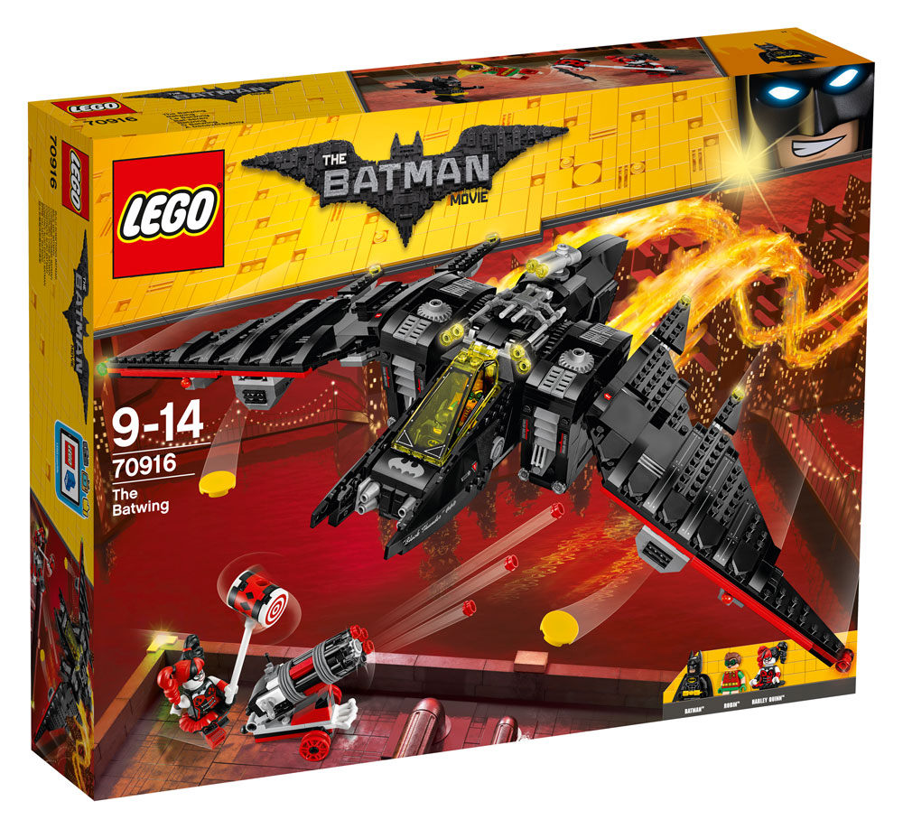 The LEGO® Batman Movie™ The Batwing
