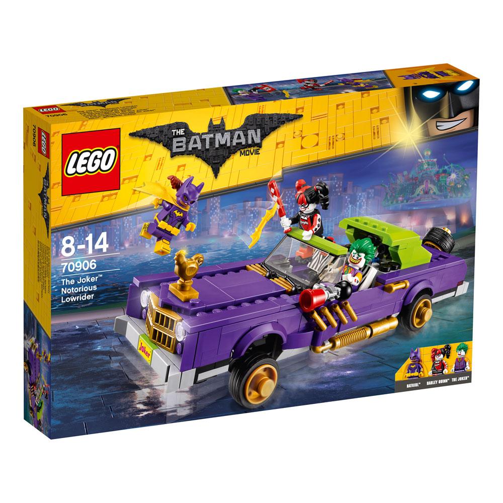 The LEGO® Batman Movie™ The Joker™ Notorious Lowrider