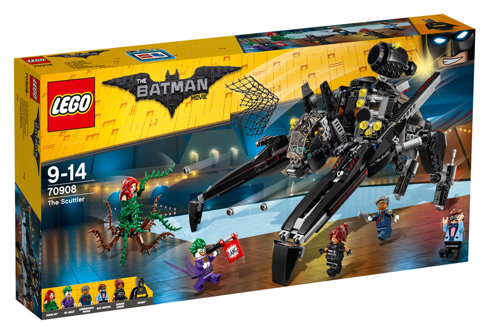 The LEGO® Batman Movie™ The Scuttler