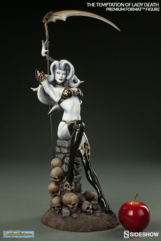 Lady Death Premium Format Figure 1/4 The Temptation of Lady Death 61 cm